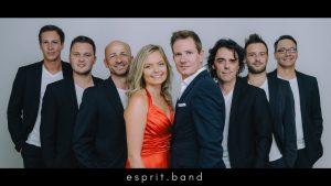 esprit.band - eure Hochzeitsband - im exklusiven Galaoutfit